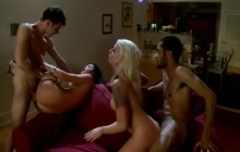 Hot sex by hot chicks and their boyfriends